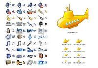 Music Icon Library pour mac