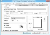 PDF Printer for Windows 8 pour mac