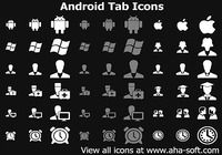 Android Tab Icons pour mac