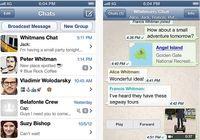 WhatsApp iOS pour mac