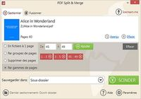 Icecream PDF Split & Merge 3.41 pour mac