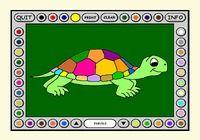 Coloring Book III: Animals