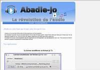 Simple lecteur audio au format jo pour mac