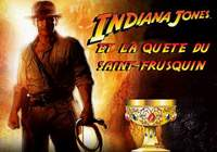 Indiana Jones et la quête du Saint-Frusquin pour mac