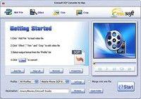 Emicsoft 3GP Convertisseur pour Mac pour mac
