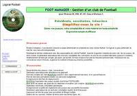 FOOT MANAGER pour mac