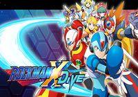 Mega Man X Dive Android pour mac