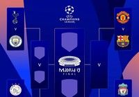 UEFA Ligue des Champions 2019 - Tirage des quarts pour mac
