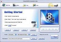 Emicsoft MPEG Convertisseur pour Mac pour mac