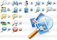 Search Icons pour mac