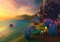 Faraway Planet 3D Screensaver pour mac