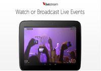 Livestream iOS pour mac
