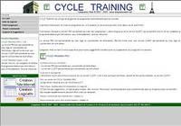 Cycle Training Client pour mac