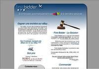 FirstBidder
