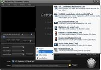 Free AVI Video Converter Factory pour mac