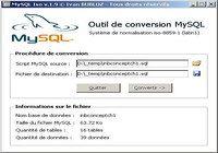 MySQL Iso pour mac