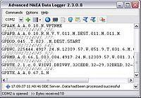 Advanced NMEA Data Logger