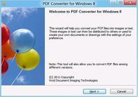 PDF Converter for Windows 8 pour mac