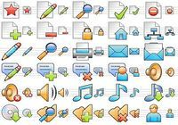 Small Online Icons pour mac