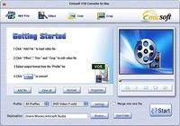 Emicsoft VOB Convertisseur pour Mac pour mac