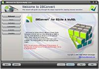 DBConvert for SQLite & MySQL pour mac