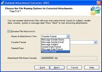 Outlook Attachments Extractor 2007 pour mac