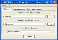 MP3 Deployer Plus Pro pour mac