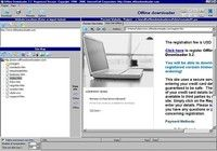 Offline Downloader pour mac