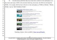 Plainte de PUBG Corp contre Netease pour mac