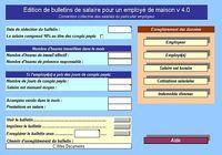 Bulletin De Paie Excel Maroc Gratuicielcom