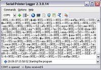 Serial Printer Logger pour mac