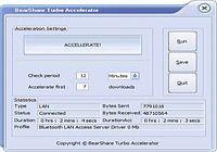 BearShare Turbo Accelerator pour mac
