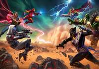 Marvel Realm of Champions iOS pour mac