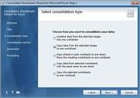 Consolidate Worksheets Wizard for Excel pour mac
