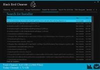 Black Bird Cleaner pour mac