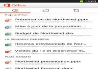 Microsoft Office Mobile pour Android