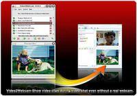 Video2Webcam pour mac
