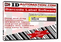 Free Barcode Label Design Application