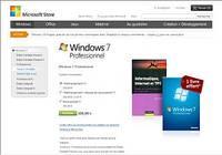 Windows 7 Professionnel pour mac