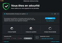 Bitdefender Antivirus pour Mac pour mac