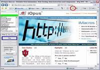 iMacros Web Automation and Web Testing pour mac