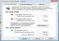 Absolute Time Server pour mac