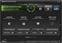 Bitdefender Total Security 2012 pour mac