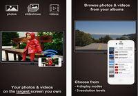 PhotoCast iOS pour mac