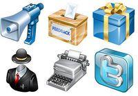 Social icon library 5000 social icons