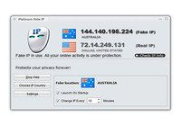 Platinum Hide IP pour mac