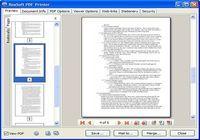 ReaSoft PDF Printer Lite pour mac