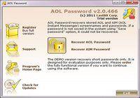 LastBit AOL Password Recovery pour mac