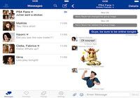 Playstation® Messages iOS pour mac