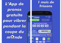 Mon Petit Prono iOS